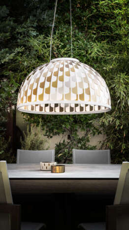 Slamp-Pendant-Dome By Analogia Project  (M)