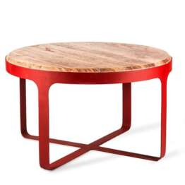 Pols potter-Coffee table Stoner red-300-070-037